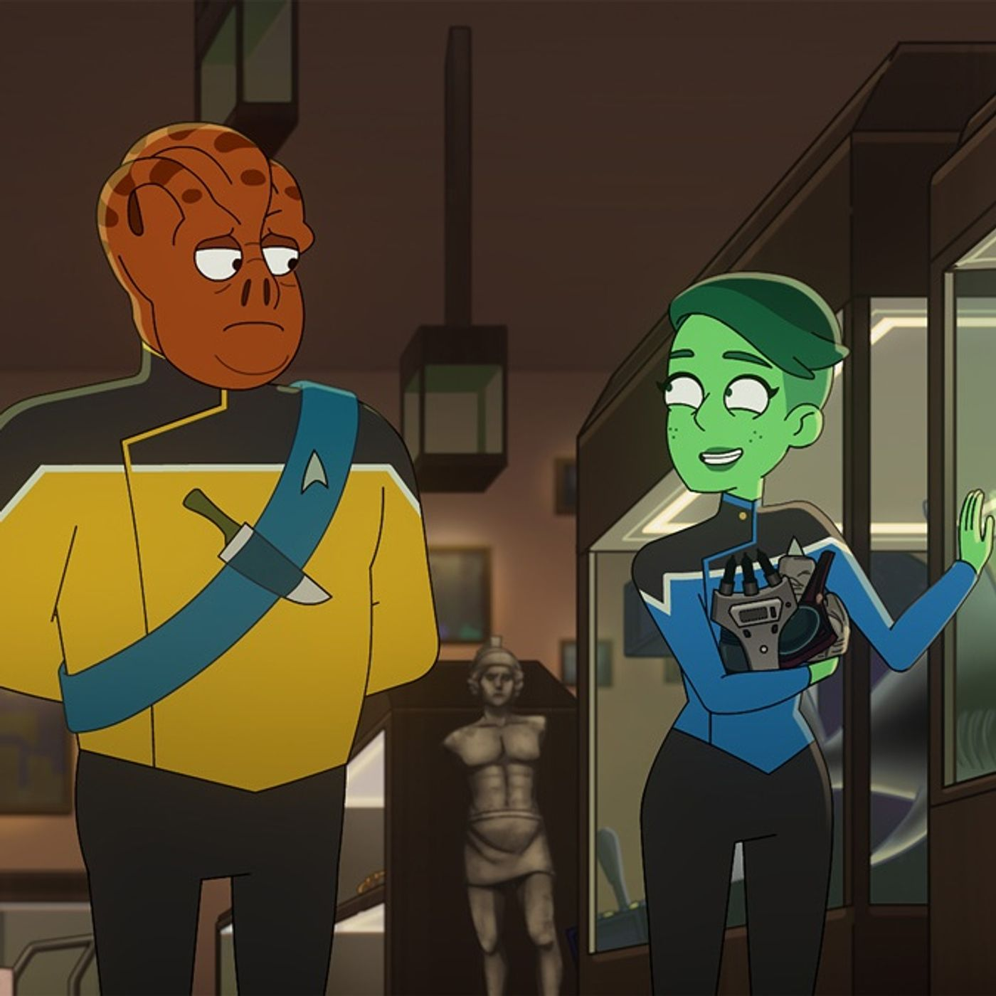 150: Top 3 Things We Want in Star Trek: LOWER DECKS Season 2