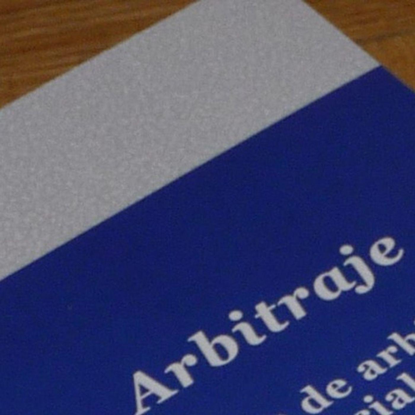 Ley de Arbitraje Comercial // Audioley.com