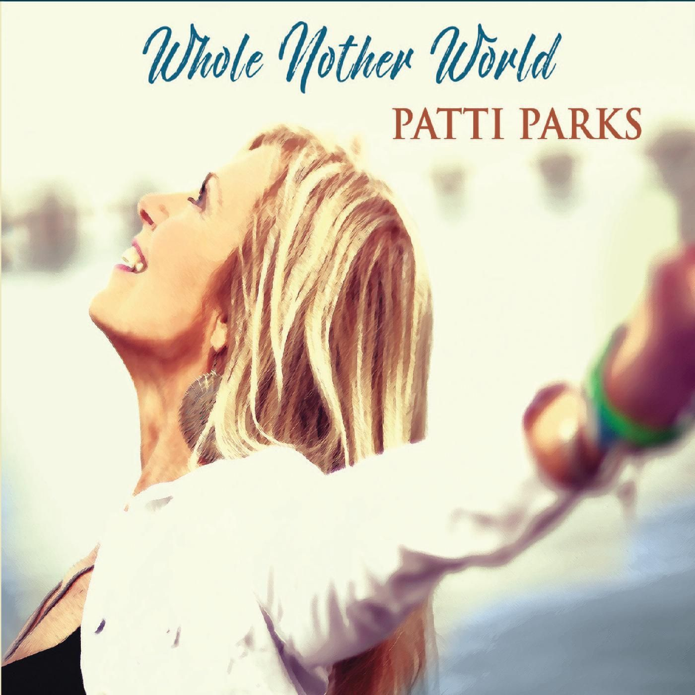 Blues Singer Patti Parks on Big Blend Radio
