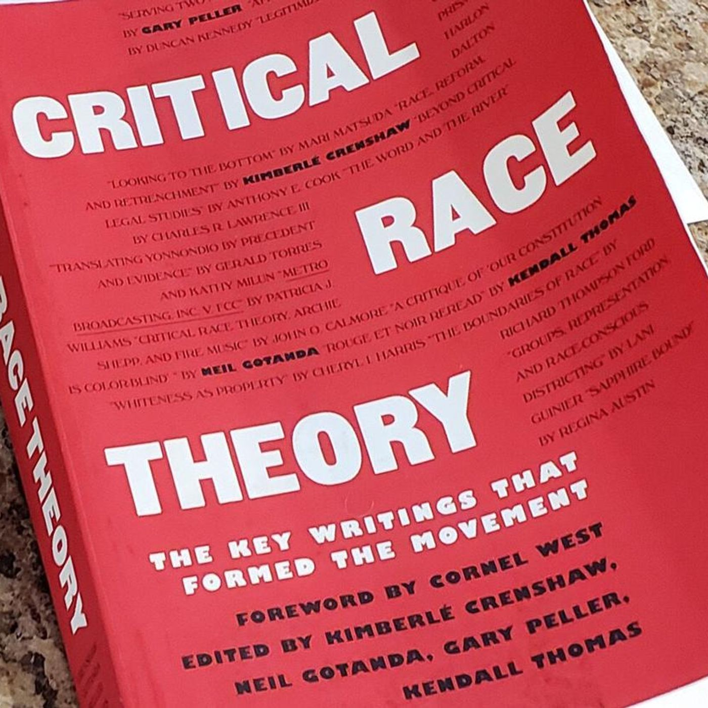 Critical Race Theory Discussion