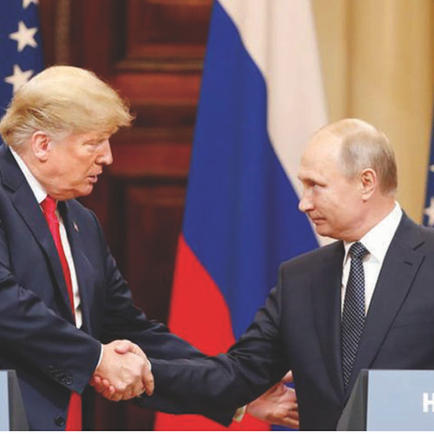 Putin's Man in America