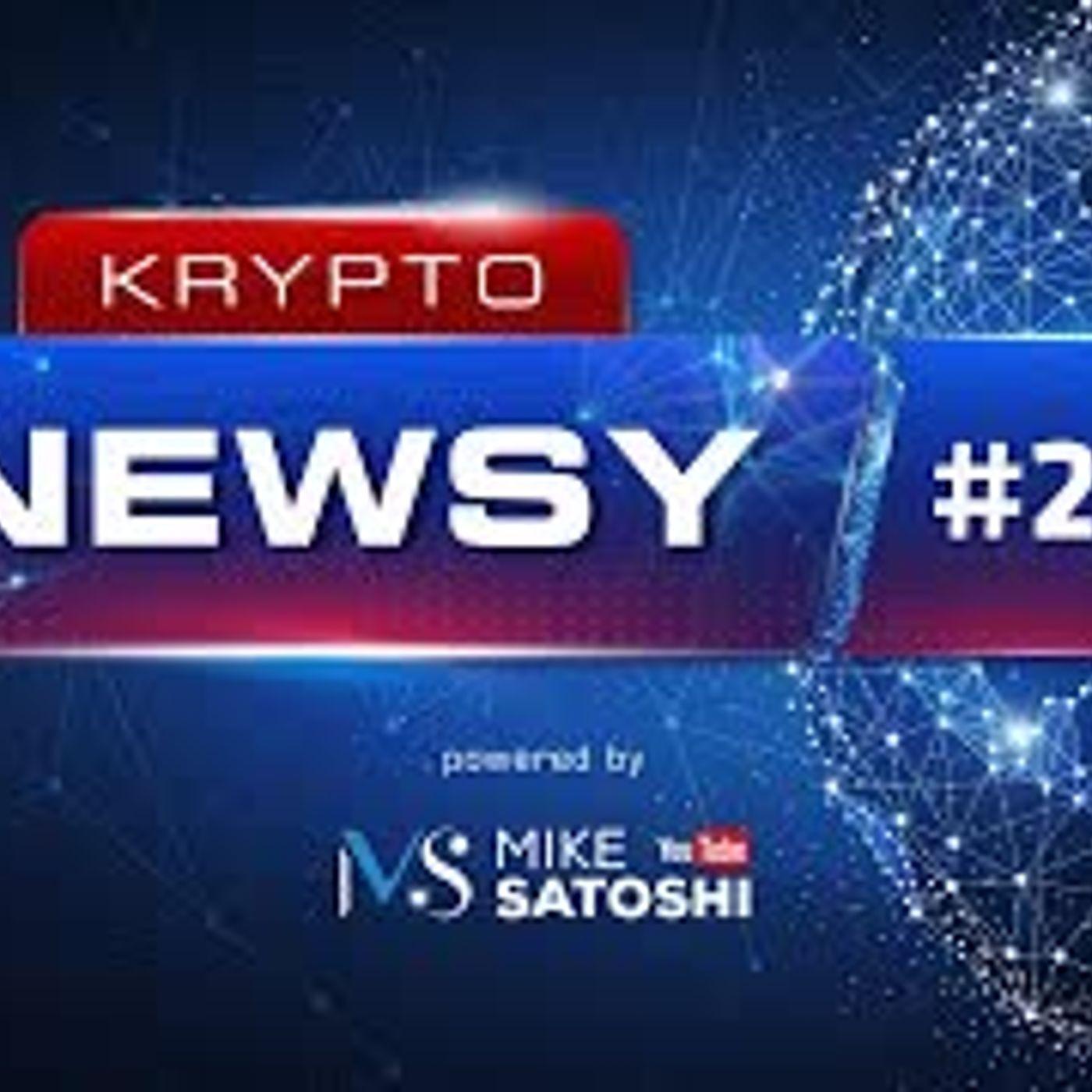 Krypto-Newsy #215 | 13.05.2020 | Bitcoin może wrócić szybko na $14k, EOS, XRP, Tezos - prawie puste bloki