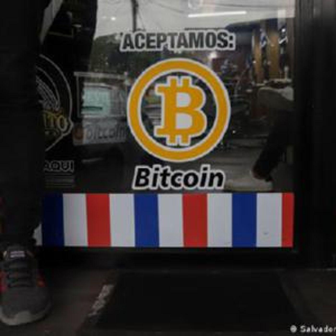 El Salvador adopta el Bitcoin como moneda legal