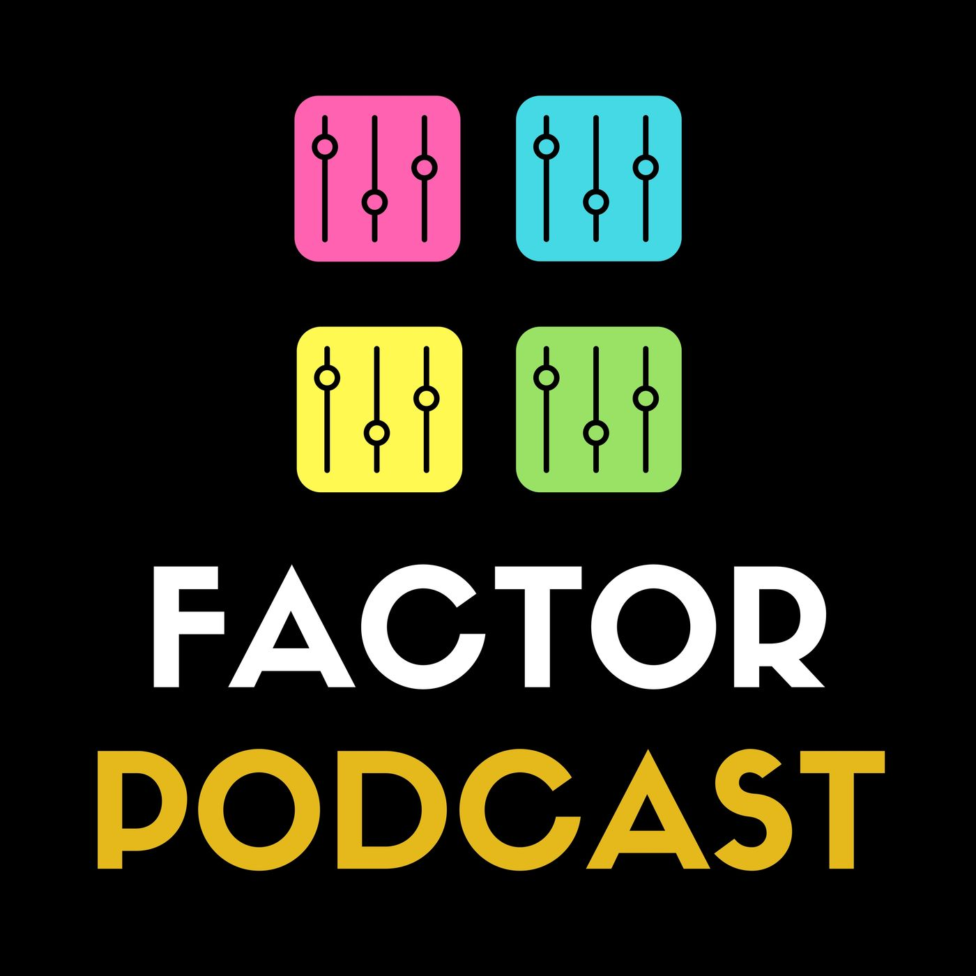 Logo de Factor Podcast