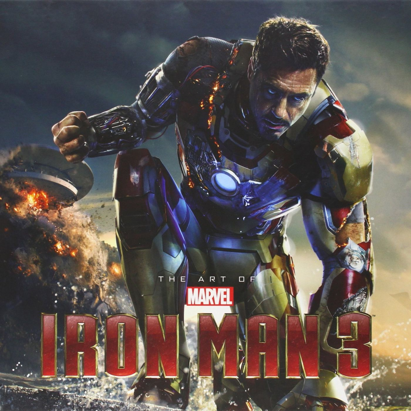 PODCAST CINEMA | critique du film IRON MAN 3 | CinéMaRadio