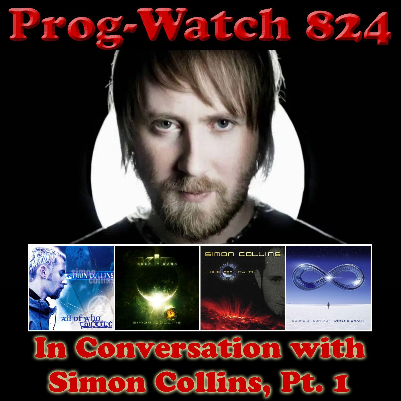 Episode 824 - In Conversation with Simon Collins, Pt. 1