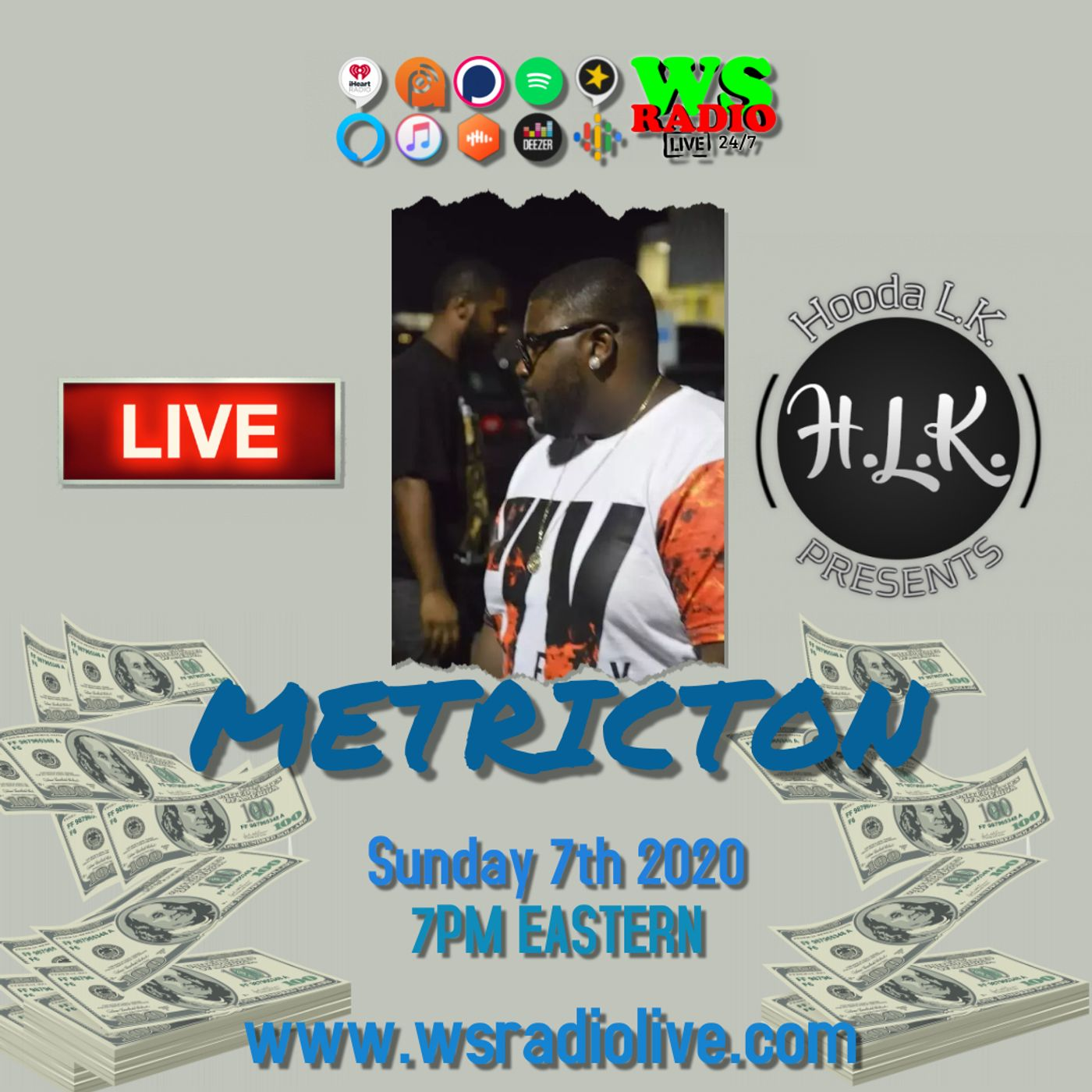 Hooda LK Presents Metricton
