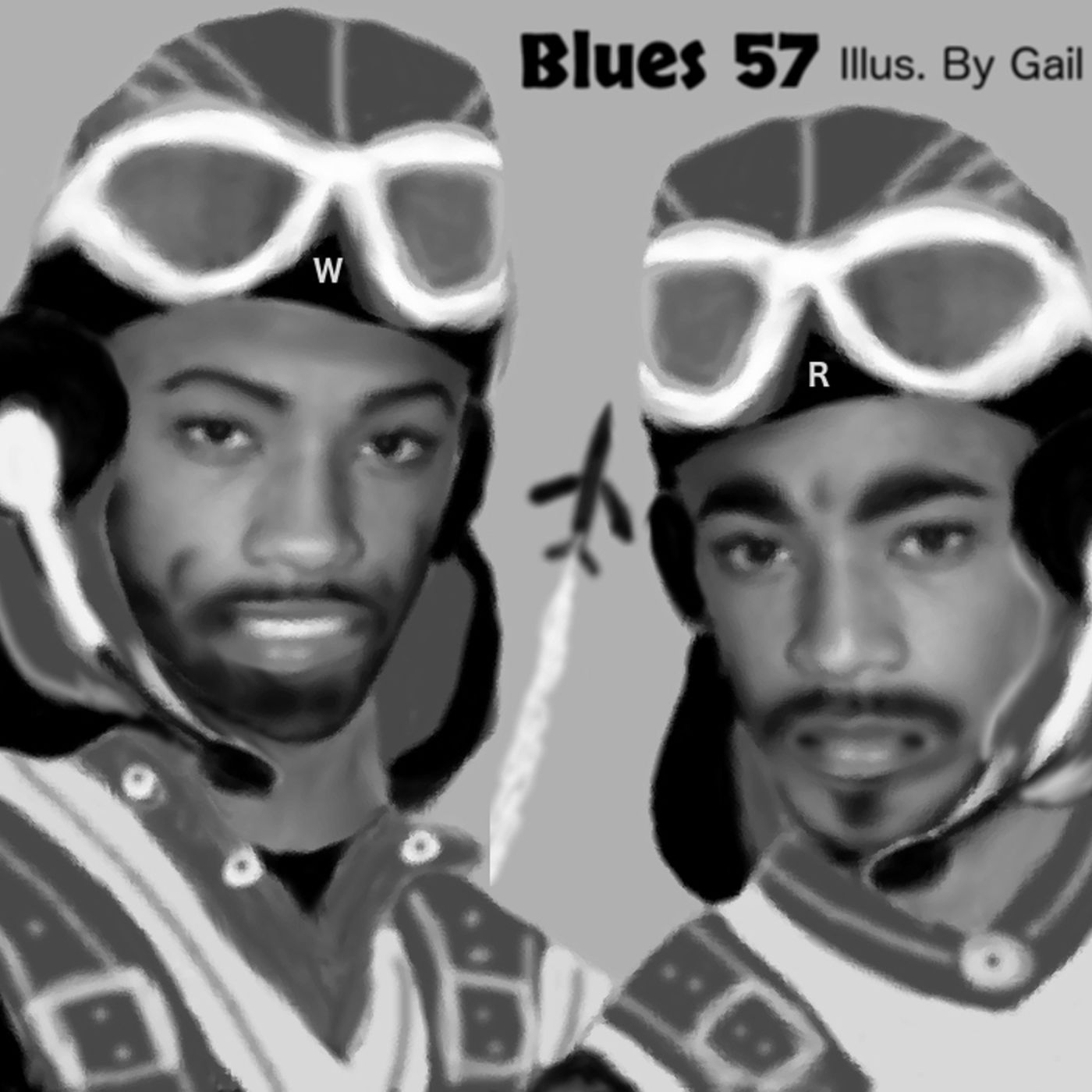 Blues 57 - Rosco and Willie - 8:14:20, 1.19 PM