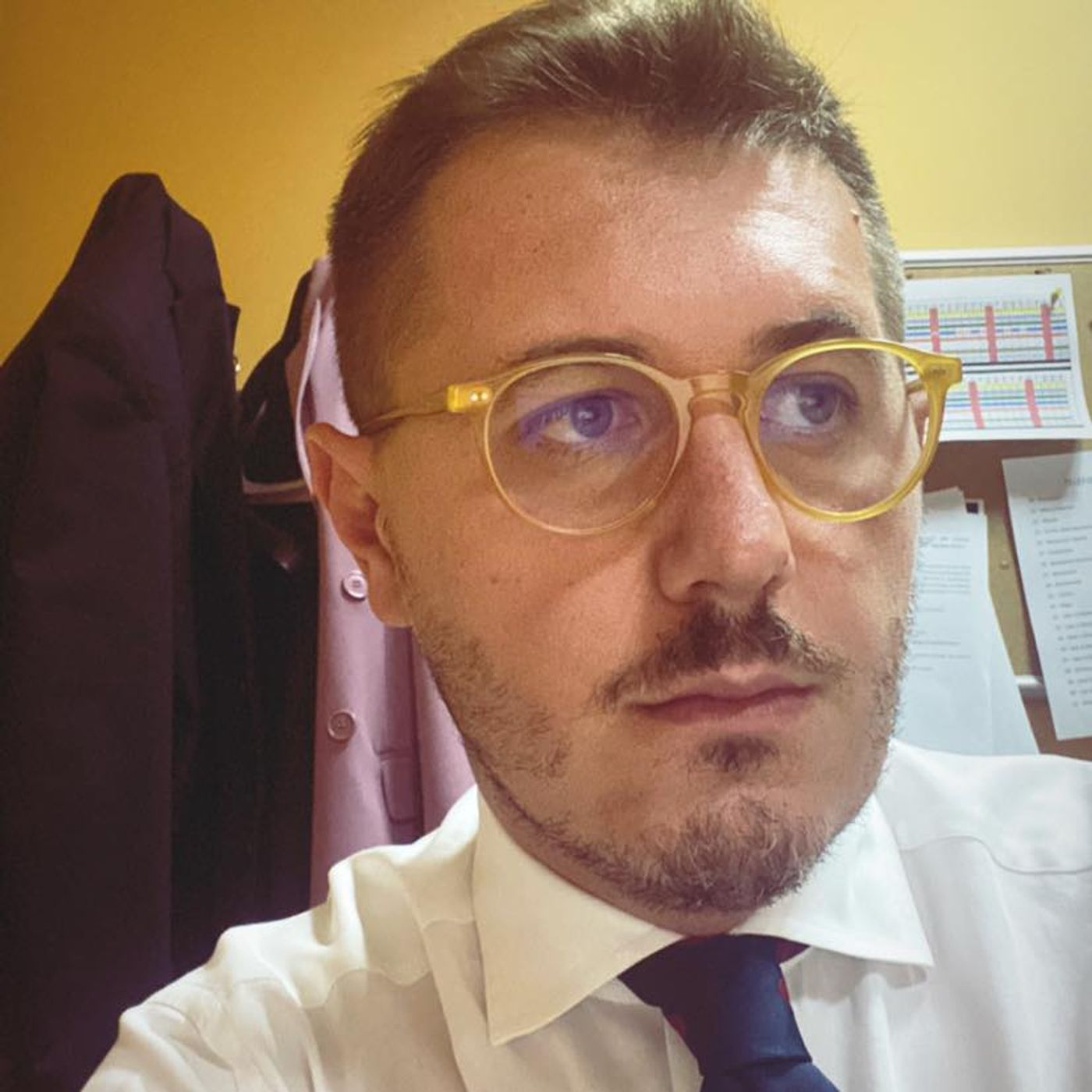 La buona notizia: intervista a Fabio Cortina