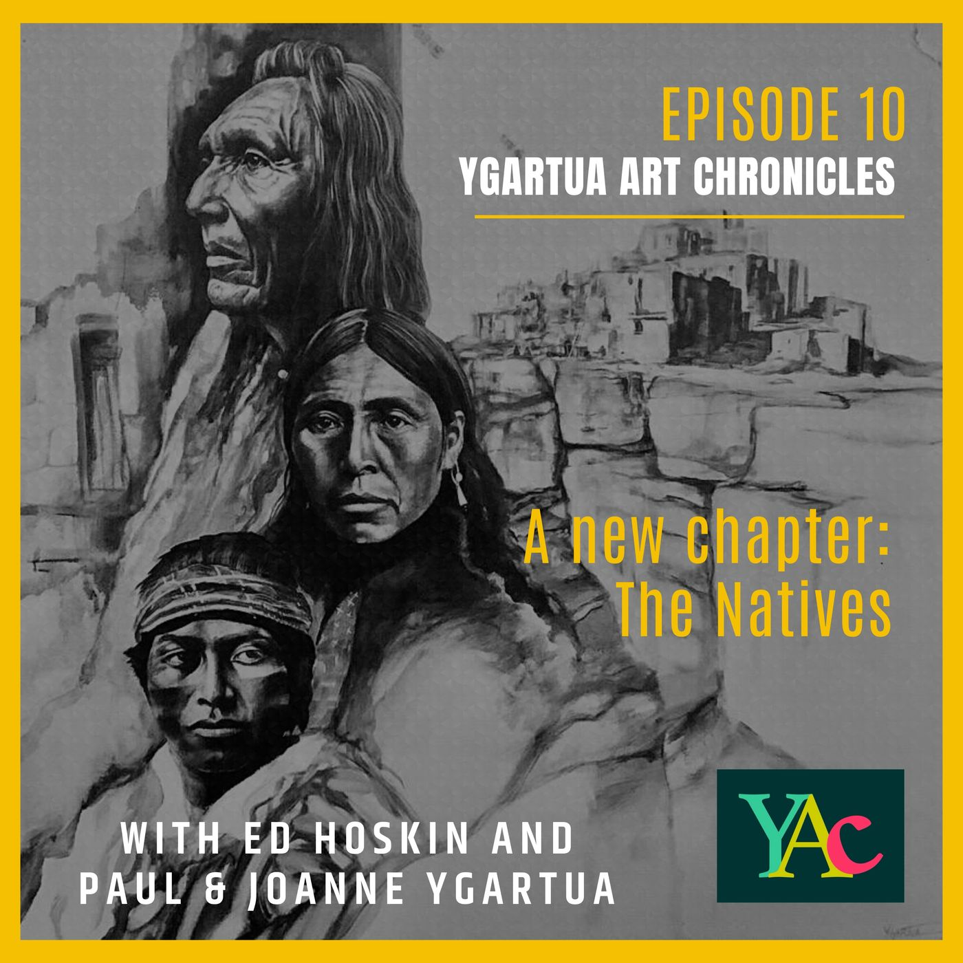Episode 10:  A New Chapter, The Natives