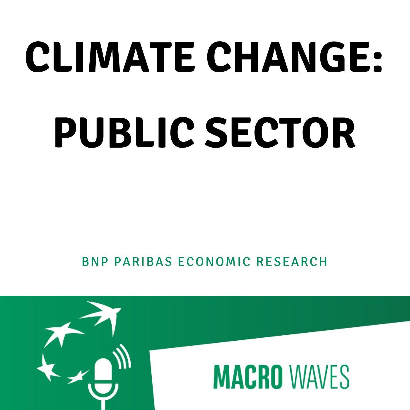 #04 – Climate change: public sector