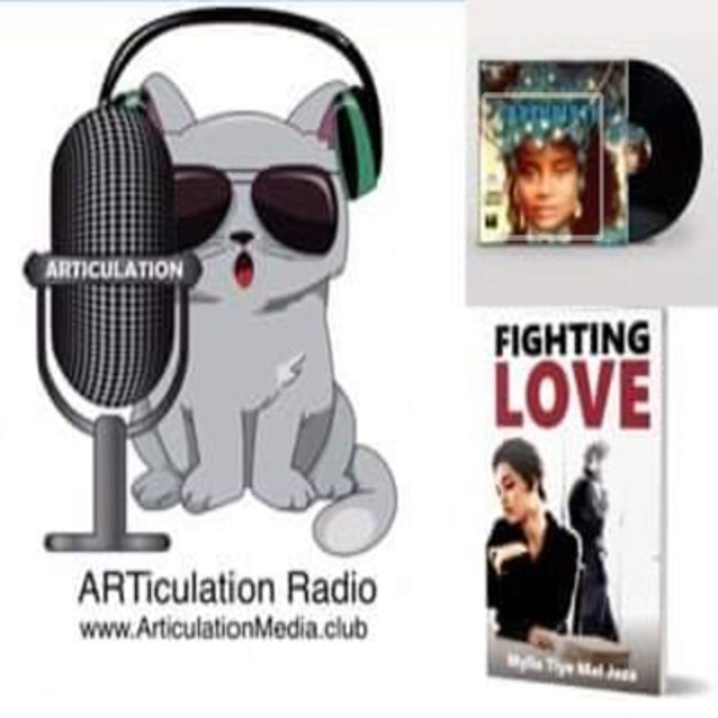 ARTiculation Radio — FINISHERS ALWAYS SUCCEED (interview w/ Mylia Jaza aka Goddess Sage)