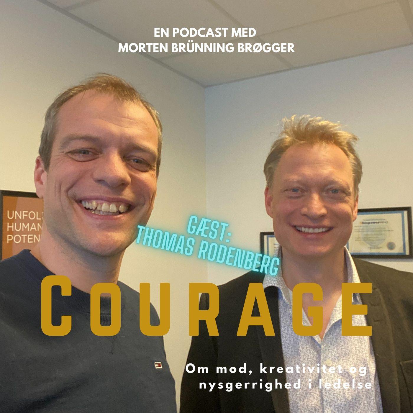 Courage 21 - Thomas Rodenberg