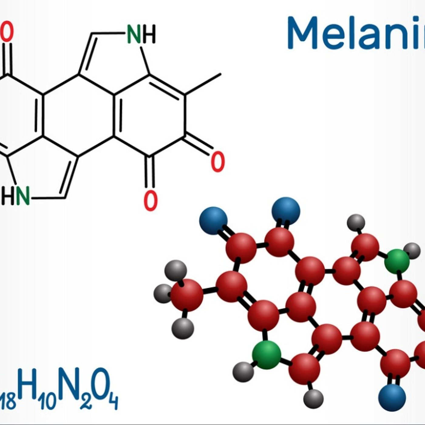 Pigmentation VS Melanation