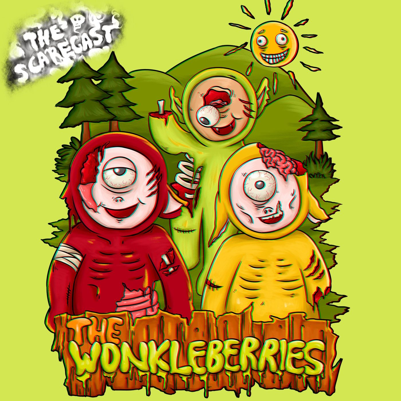 S5E1: The Wonkleberries (Scarecast Originals)