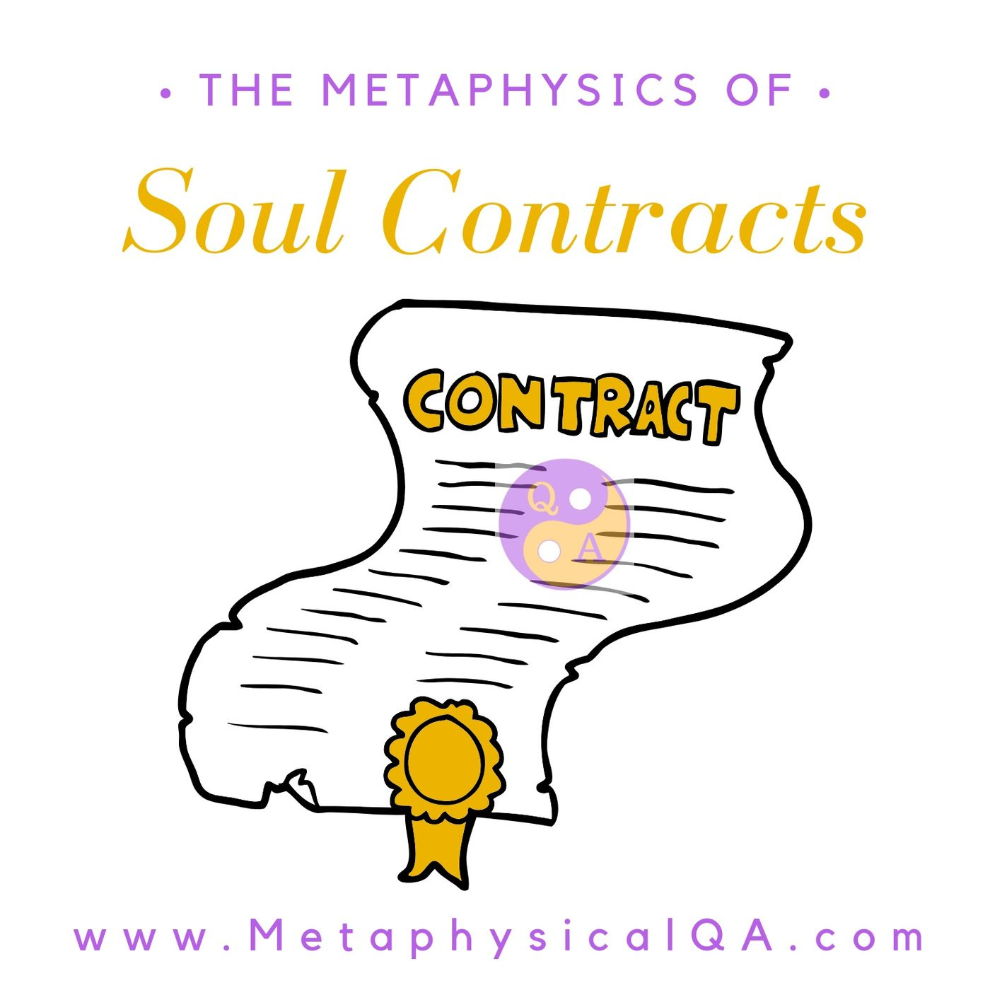Metaphysics of Soul Contracts