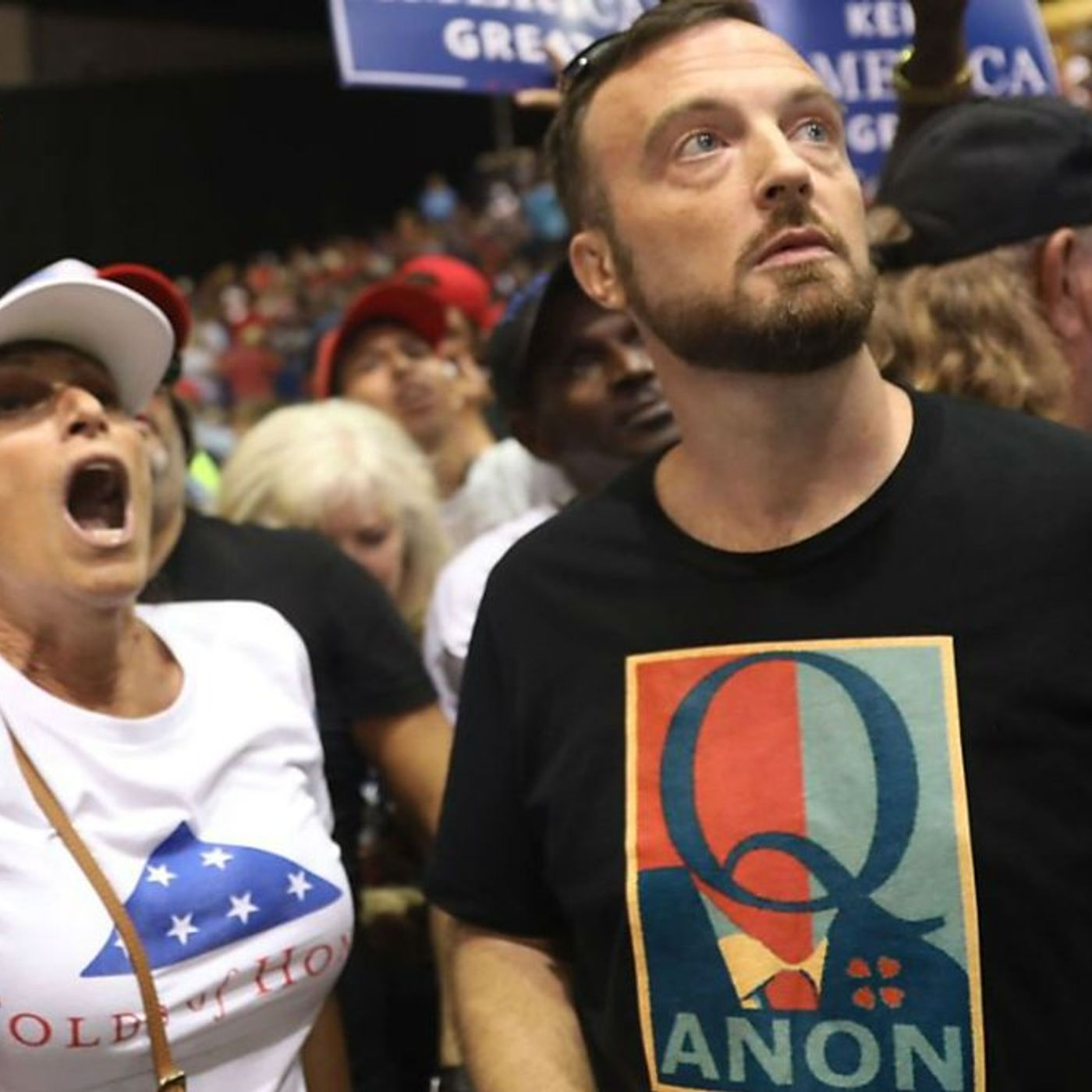 Evangelicals and a Conspiracy Theory Called Qanon