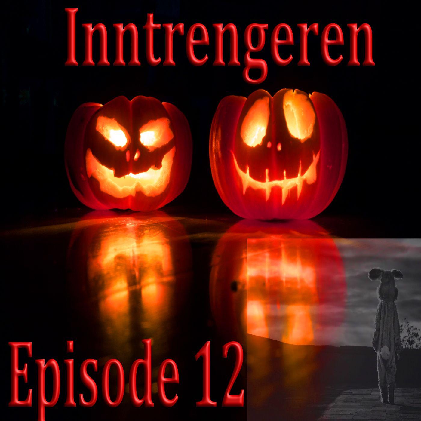 Fra den andre siden episode 12. Halloween spesial. Inntrengeren