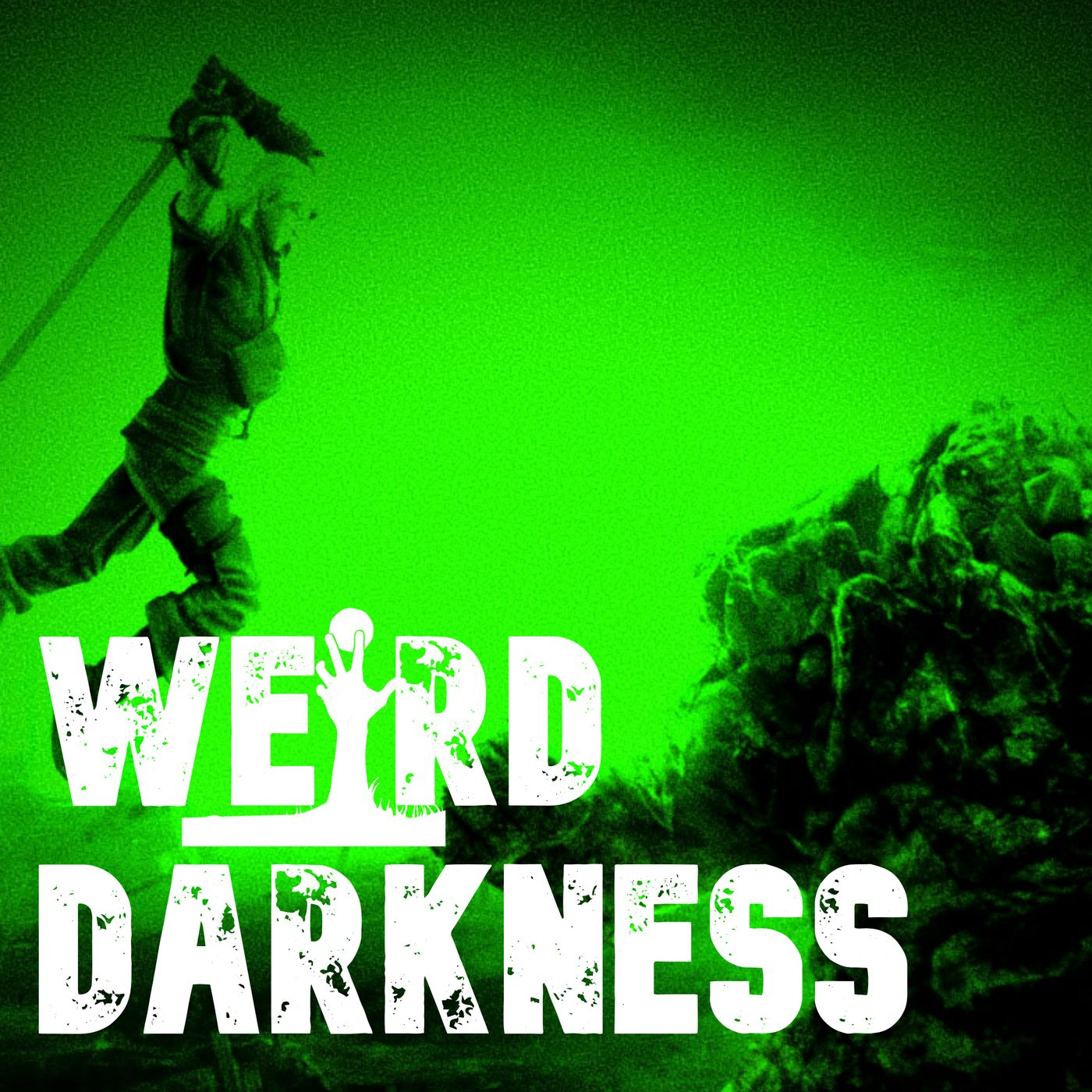 """A STORY FROM THE BLACKGUARD"" by Justin Reinarz #WeirdDarkness #CreepypastaThursday"