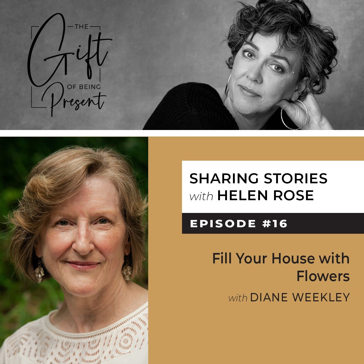 Fill Your House with Flowers with Diane Weekley