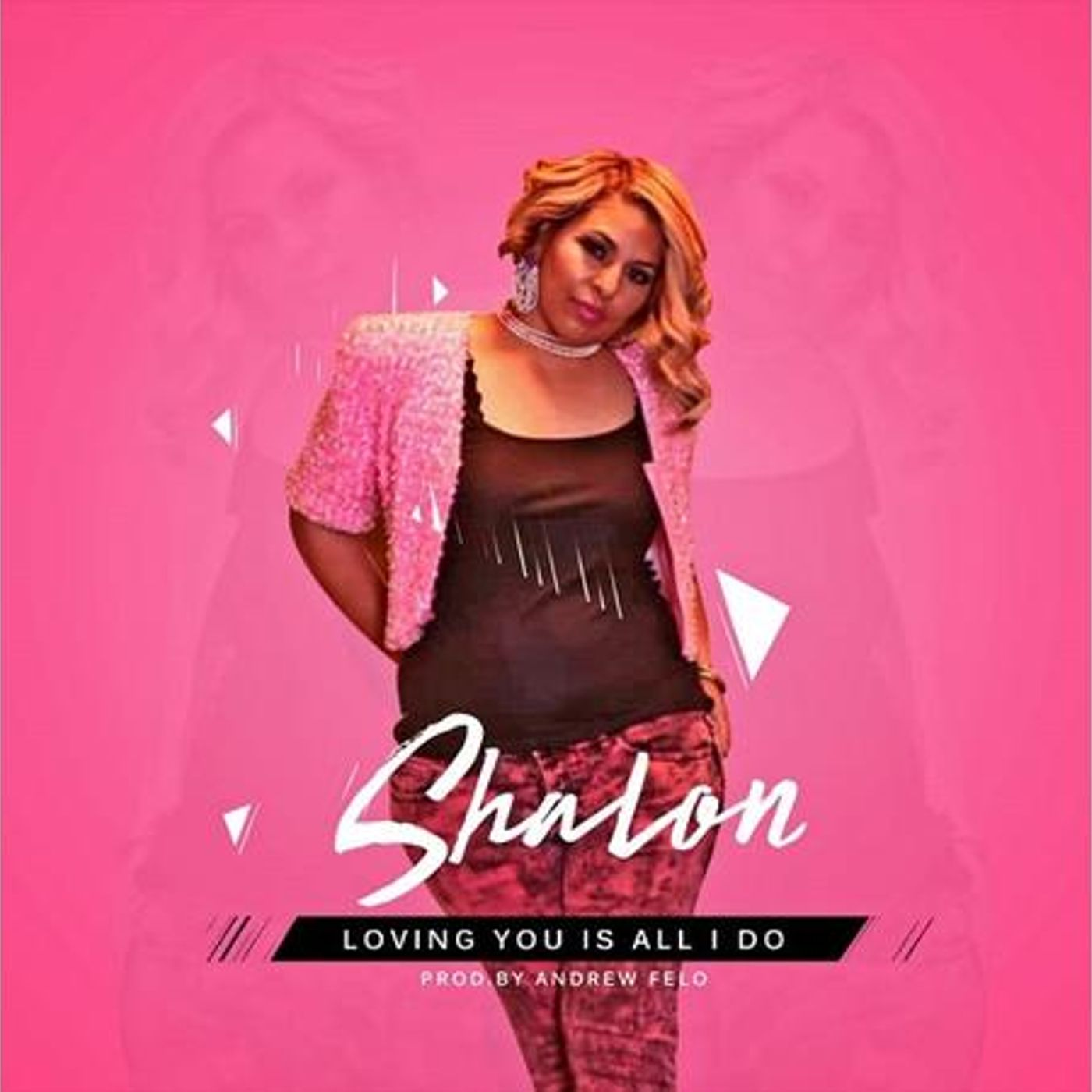Shalon The Artist On ITNS Radio
