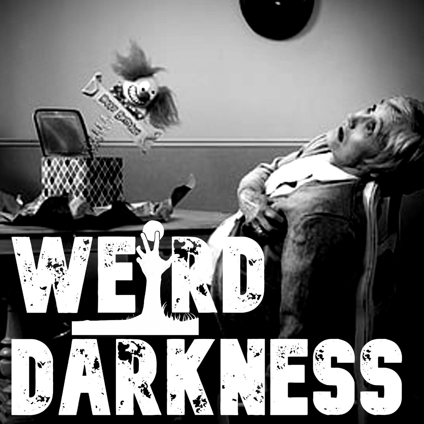 """""""LITERALLY DYING OF FRIGHT"""" and More True Stories! #WeirdDarkness"""