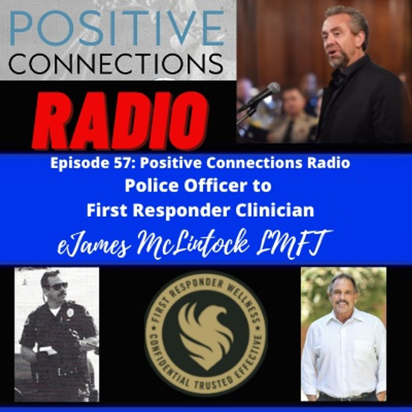 Police Officer To First Responder Clinician: James McLintock