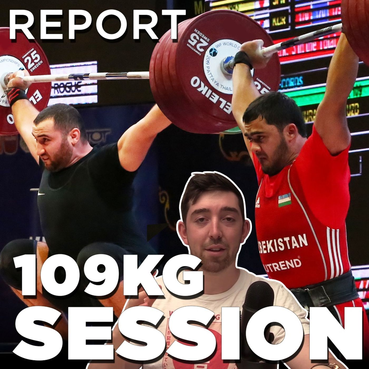 Tokyo Weightlifting M109 | REPORT