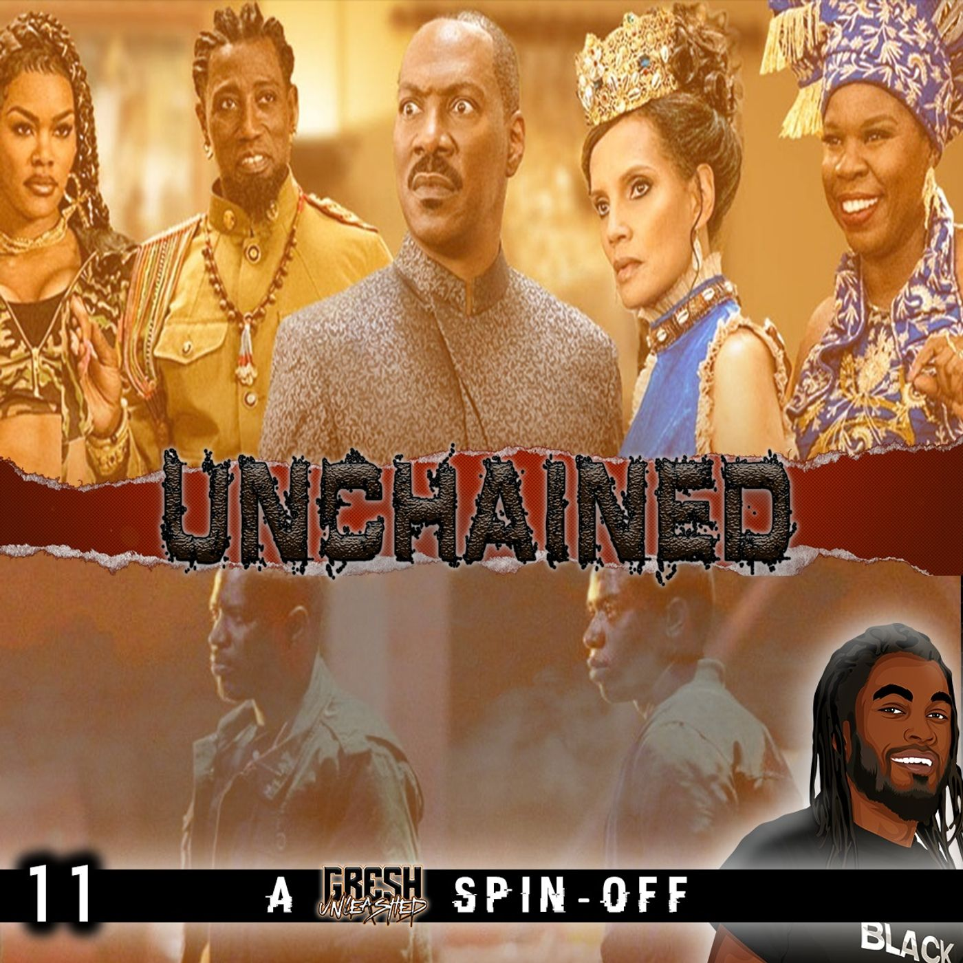 Coming 2 America was OK, but another one SHOULD NOT be made!   Unchained 011