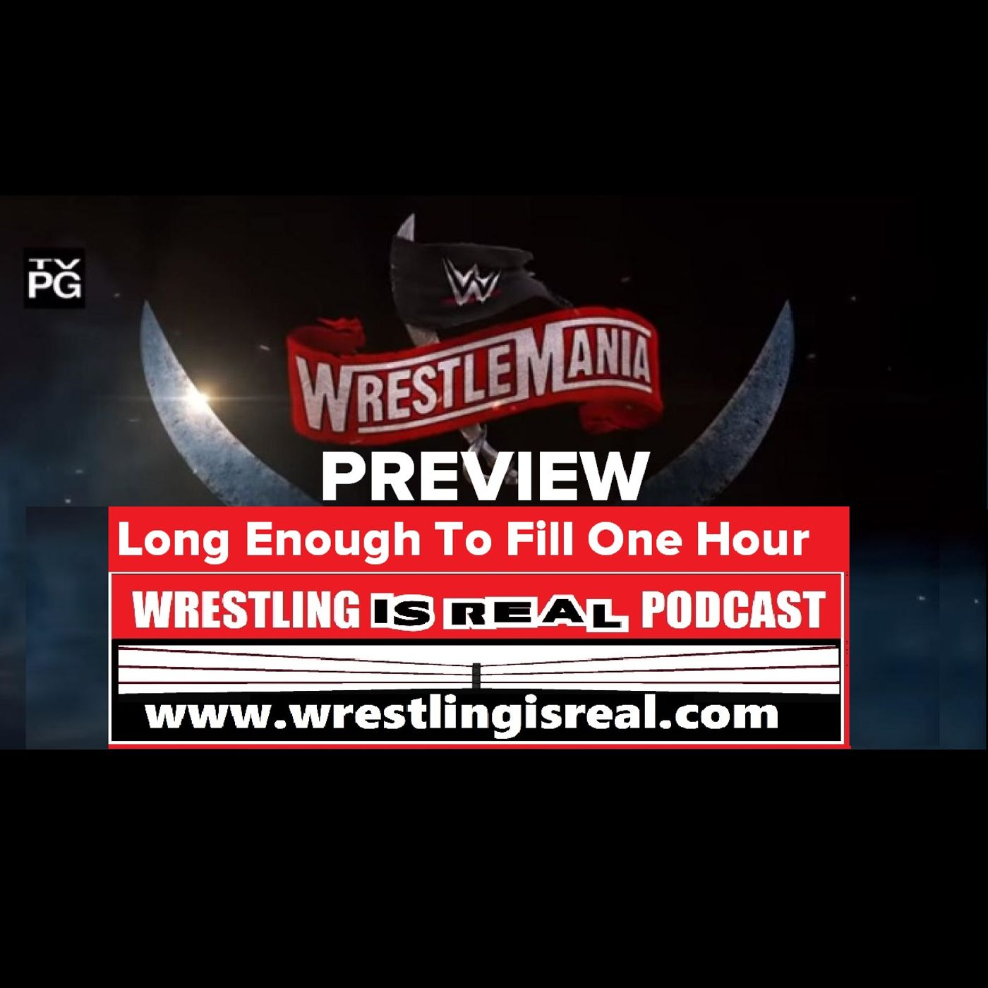 WrestleMania 36 Preview: Long Enough To Fill One Hour KOP040220-524