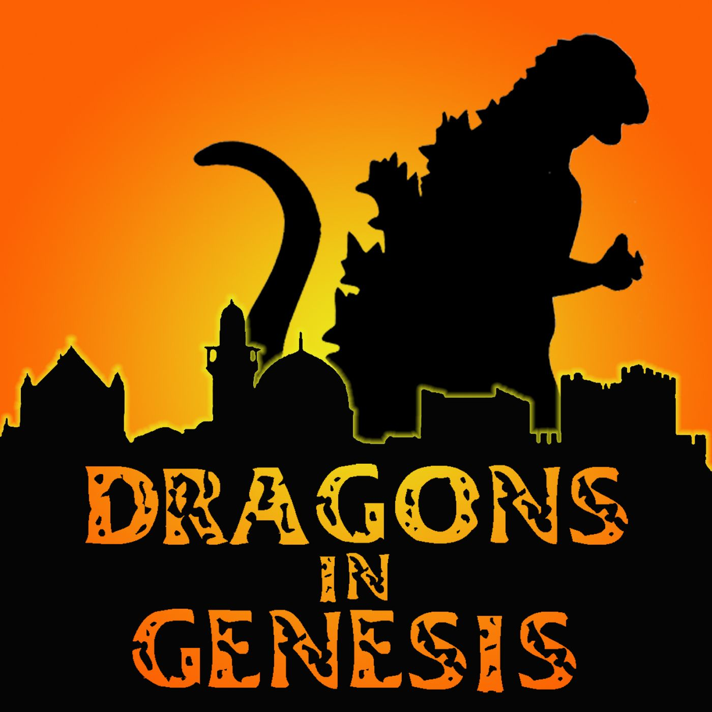 Dragons in Genesis