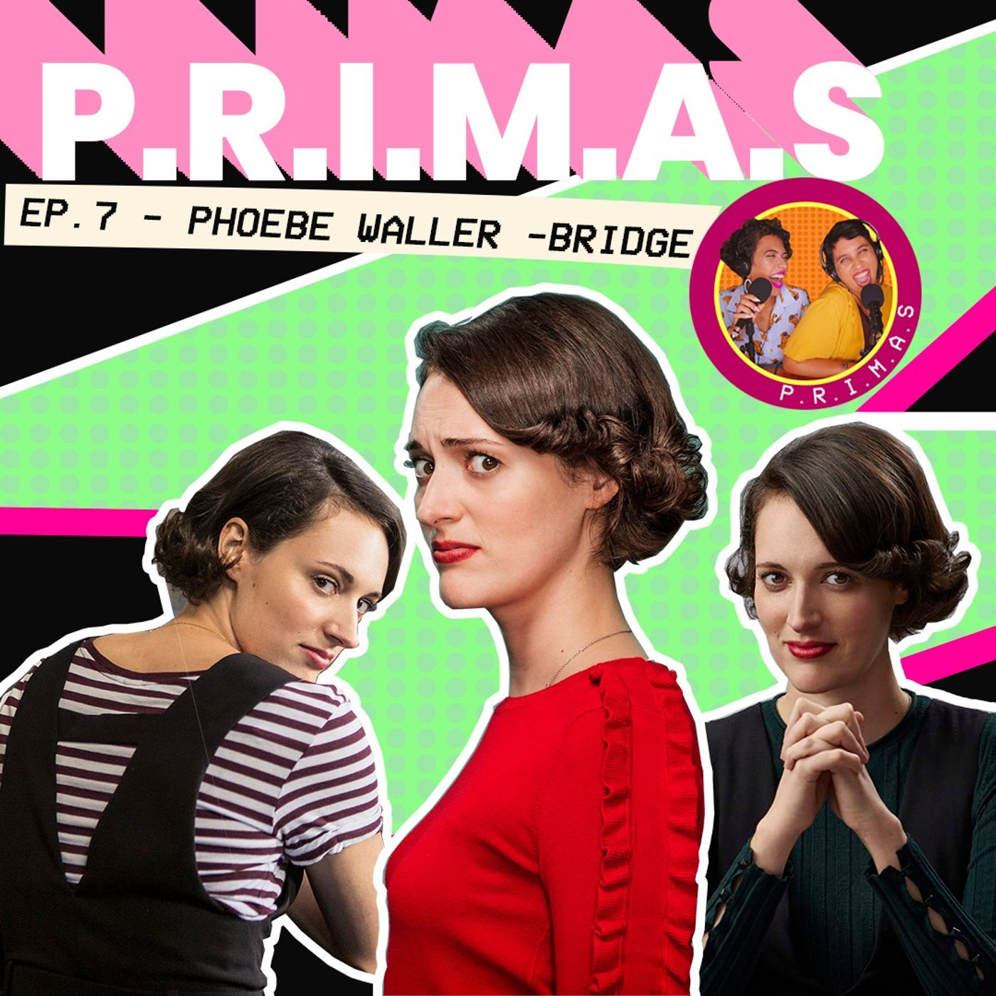 #7 - Phoebe Waller-Bridge, a criadora do momento em Hollywood
