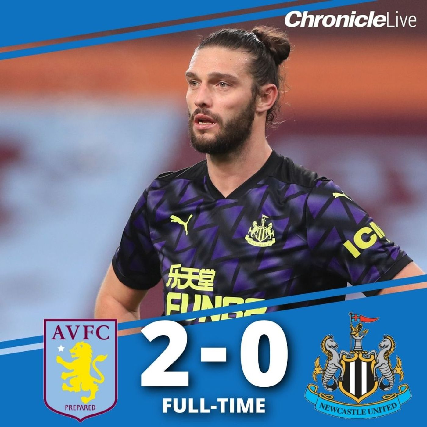 'I'm not sure what identity NUFC have got' - The Magpies defeated yet again