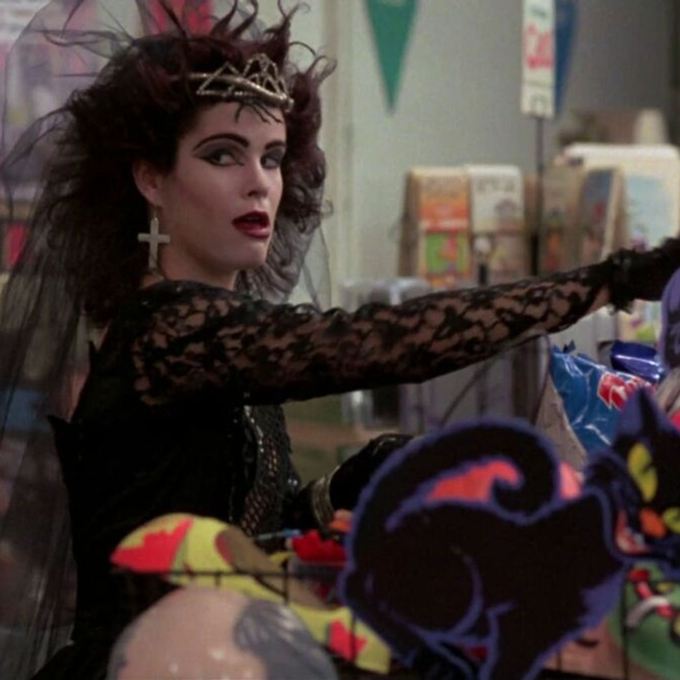 Season 5:  Episode 214 - The 80's:  Killer Party (1986) / Night of the Demons (1988)