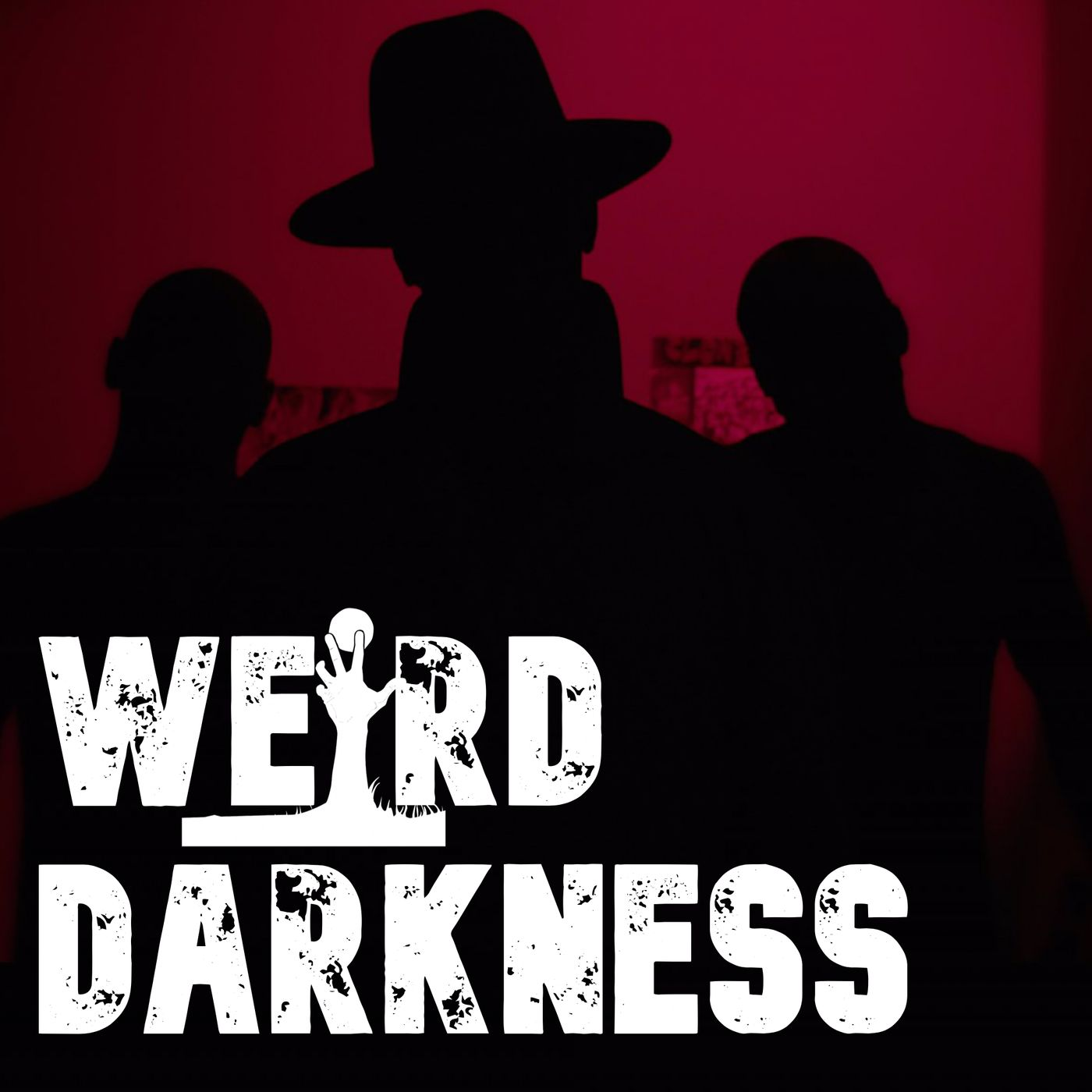 """THE HAT MAN AND SHADOW PEOPLE"" and More Strange and Terrifying True Stories! #WeirdDarkness"