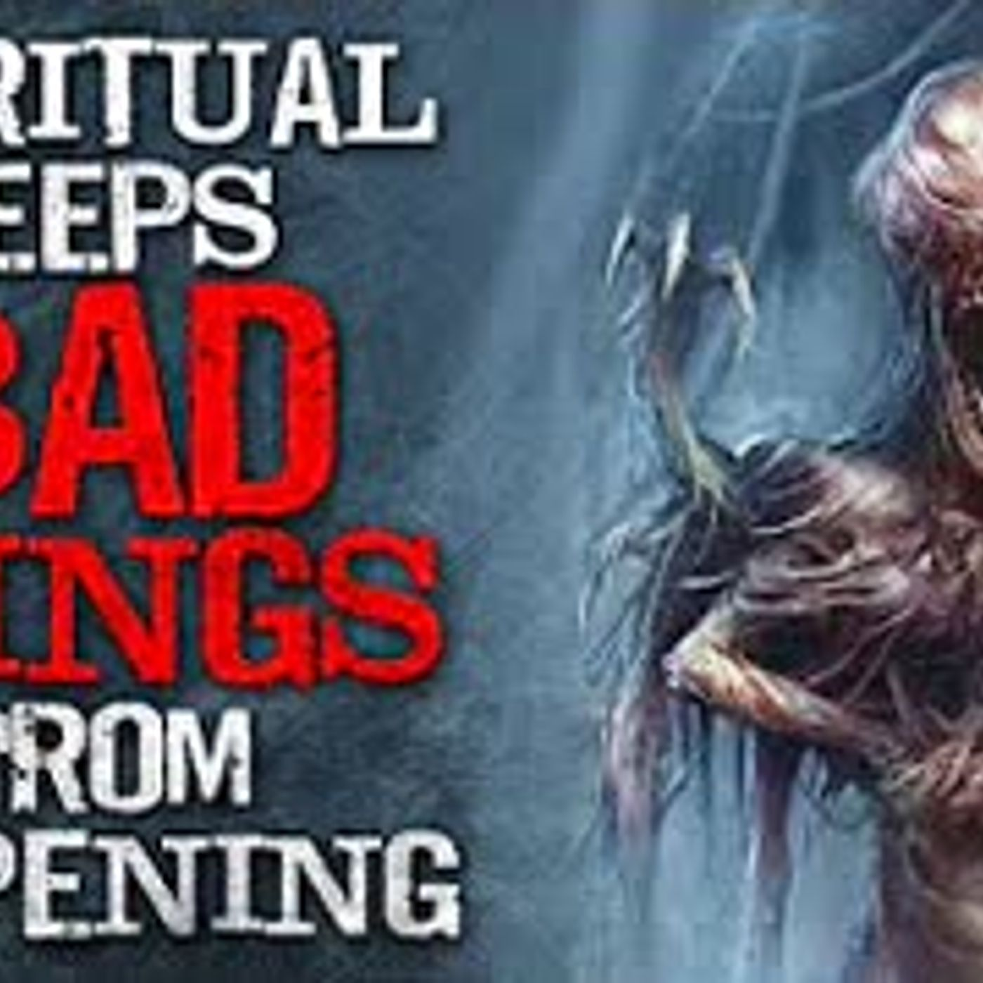 """My Ritual Keeps Bad Things From Happening"" Creepypasta"