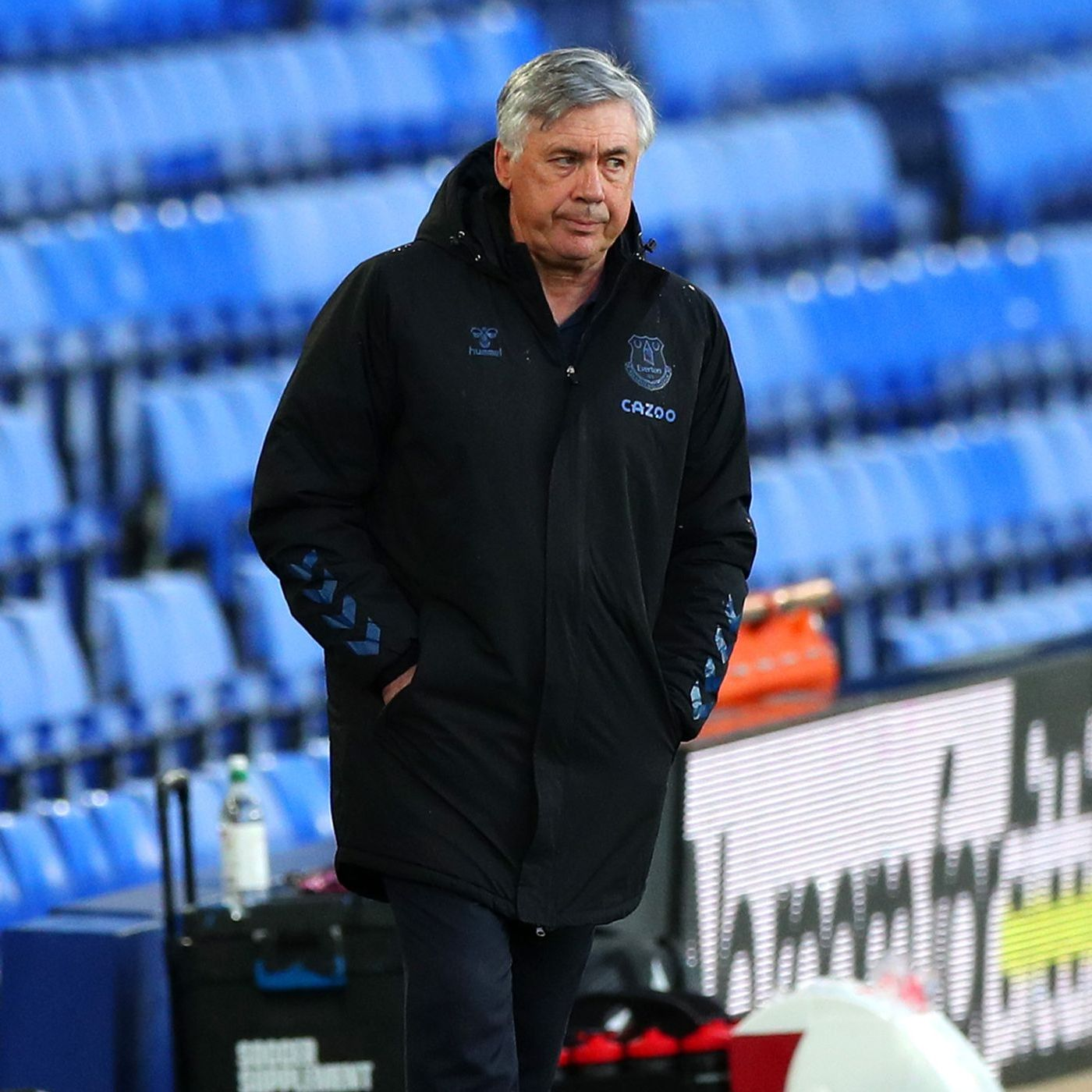 Royal Blue: Carlo Ancelotti question asked as Everton face another massive transfer window