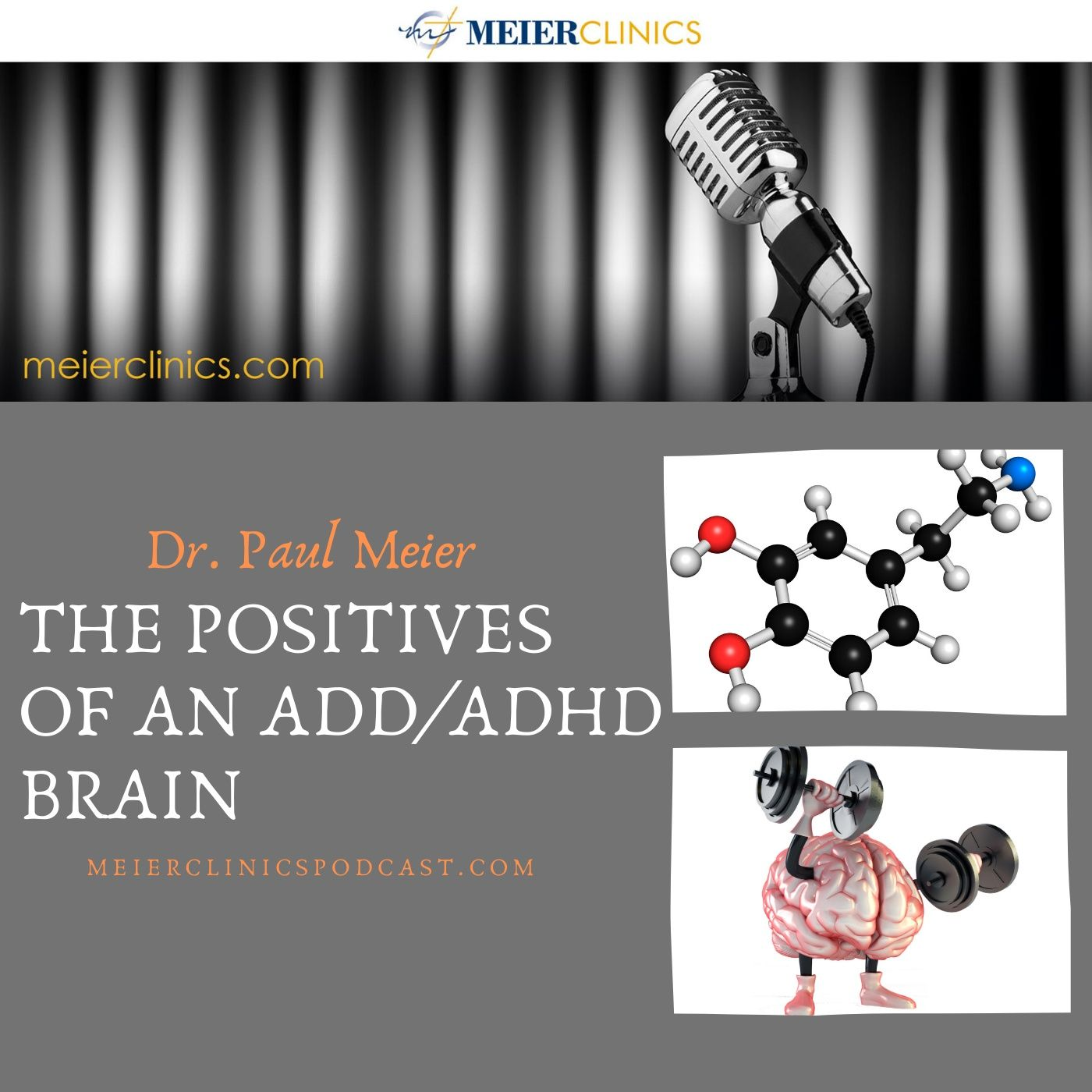 The Positives of an ADD/ADHD Brain with Dr. Paul Meier