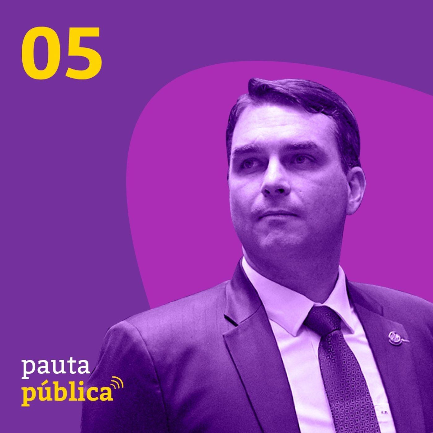 05 | Rachadinhas S/A, investigando o esquema com Juliana Dal Piva
