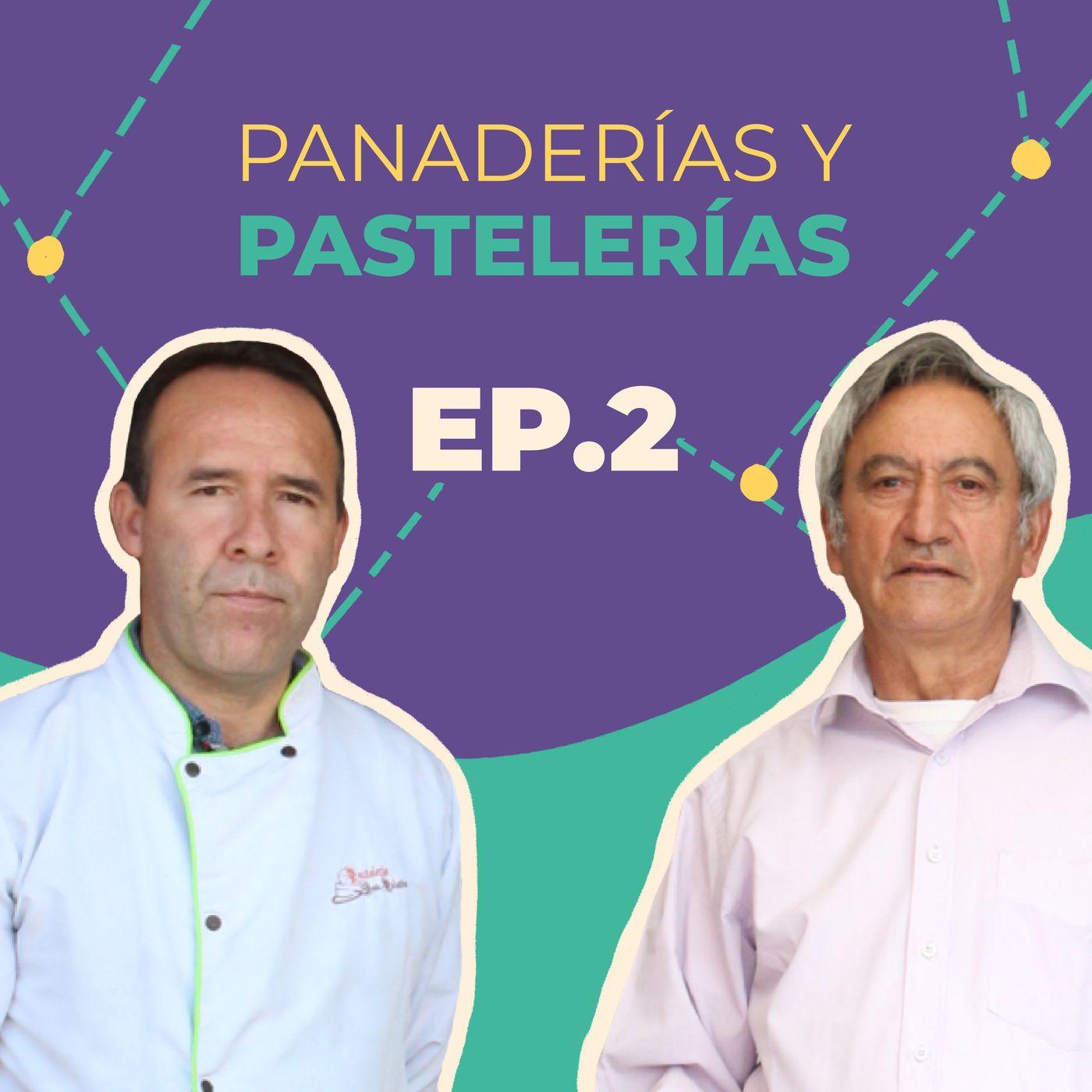 Panaderías y pastelerías en Bogotá | Bacatáfono: Historia entre-tiendas | EP2.T2
