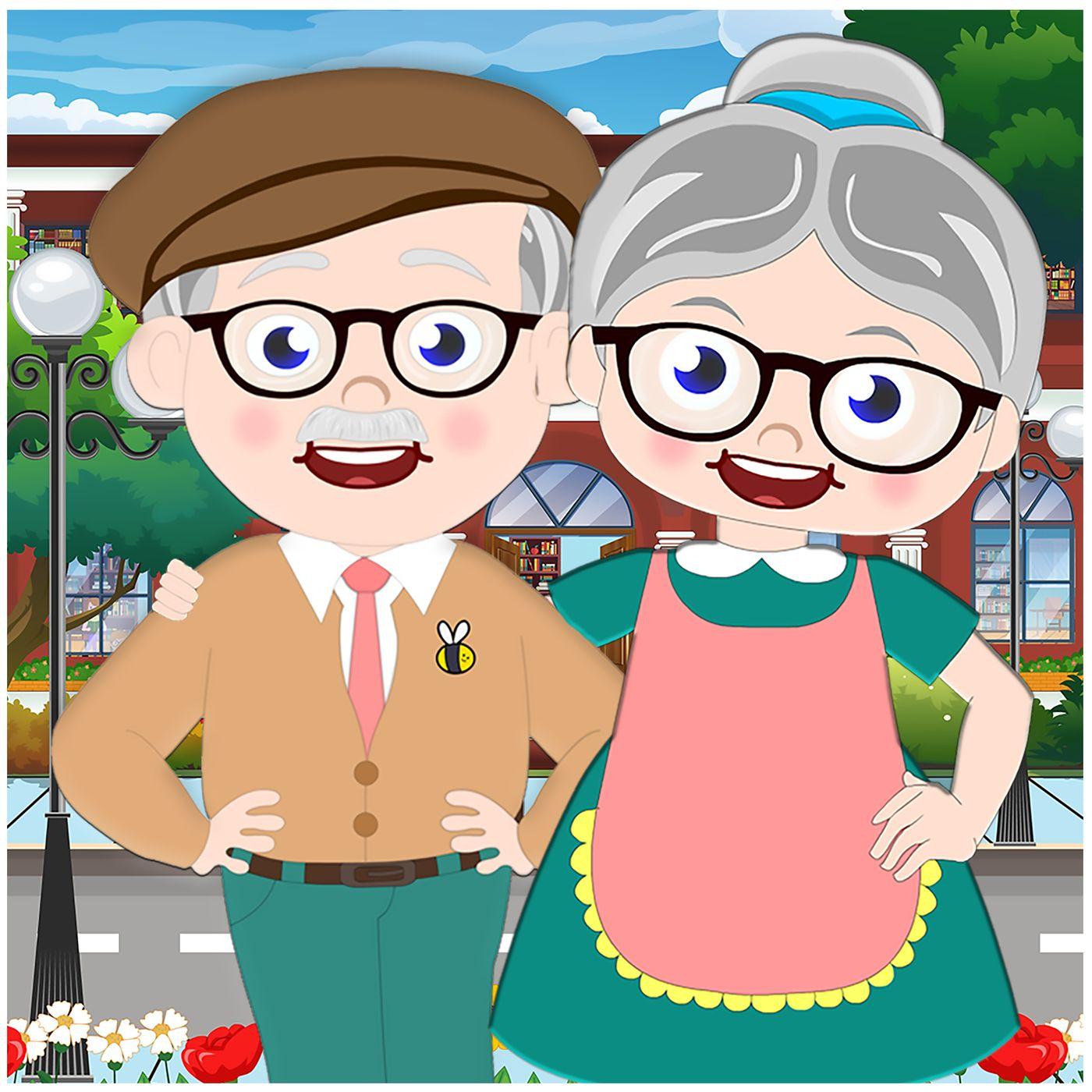 Gratitude - Mrs. & Mr. Honeybee