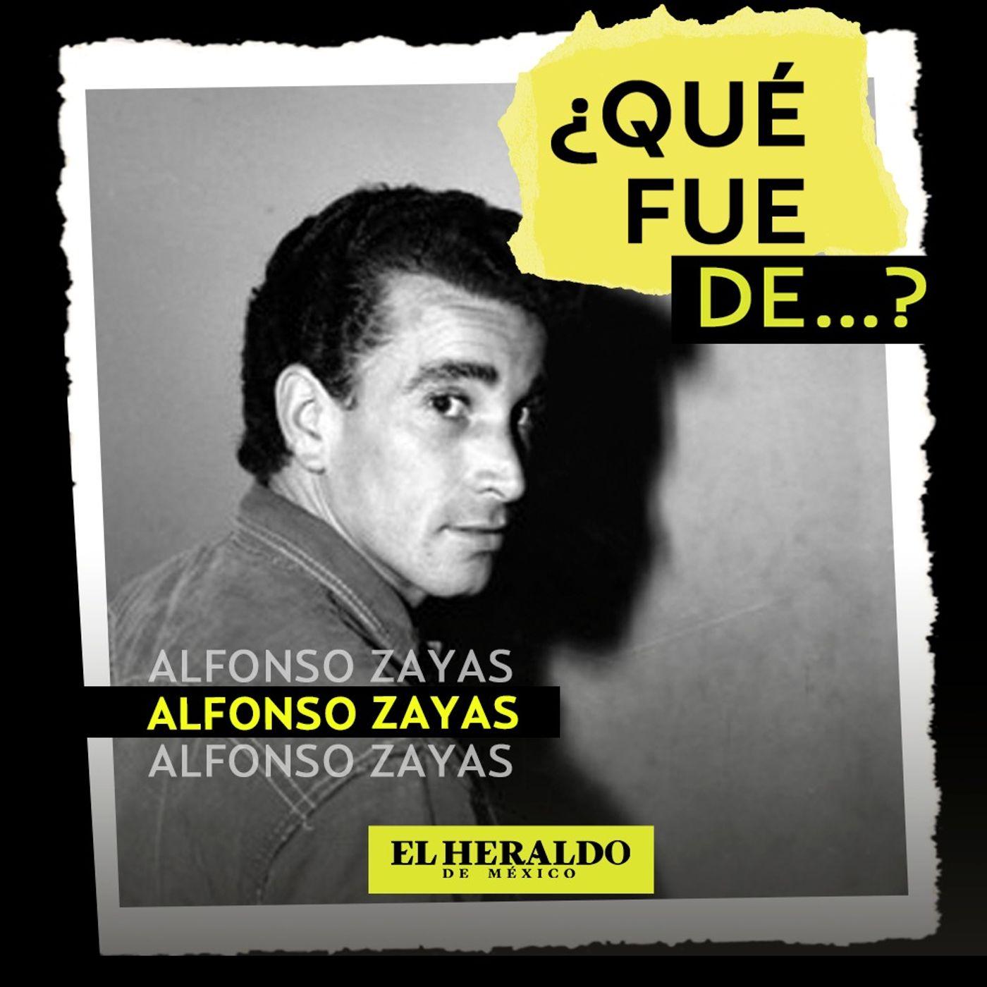 ¿Qué fue de…? Alfonso Zayas