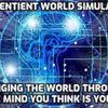 sentient world simulation