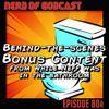 Episode 80b // Behind-The-Scenes (Bathroom Break)