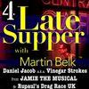 4. VINEGAR STROKES Daniel Jacob • Tom Stoppard's Rock 'n' Roll
