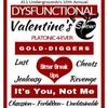 10th Annual Dysfunctional Valentine Special