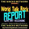 World Talk Rock Report with Kat Vecchione & Chuck Skull - 10/20/2019