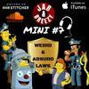 Jab & Breezy Mini Ep. 7 - Weird and Absurd Laws