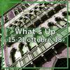 What's Up: 15-21 ottobre 2018
