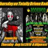 Totally Driven Radio #330 w/ Chris Czynszak & Donnie Vie